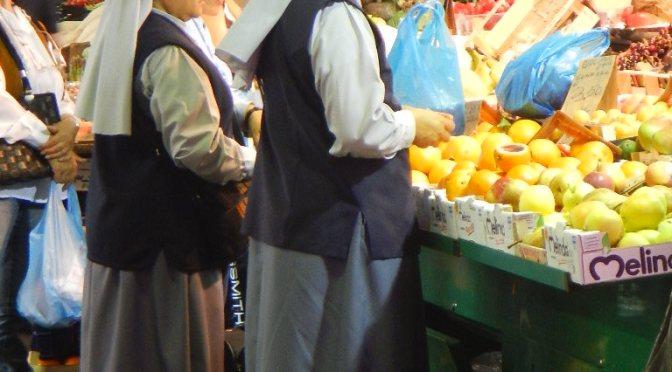 Local Food – Esquilino Market – near Piazza Vittorio