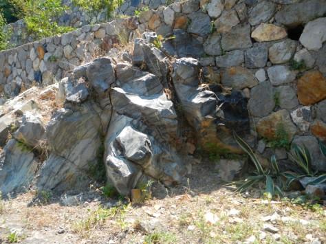 Obsidian flow - Lipari