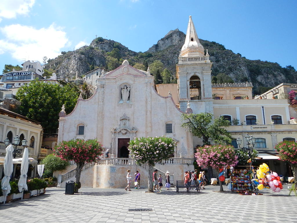 Taormina Saying Goodbye To Sicily And Mount Etna Adventures In