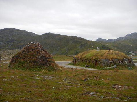 Mikkelgammen Hammerfest Norway
