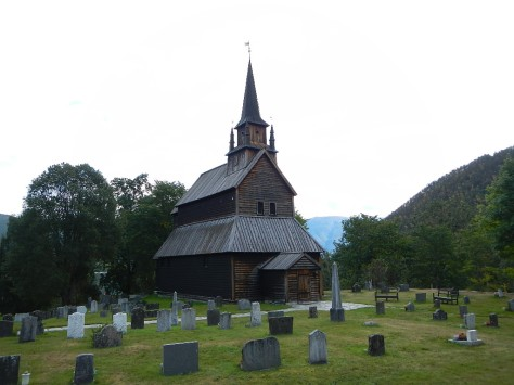 Kaupanger Stave Church