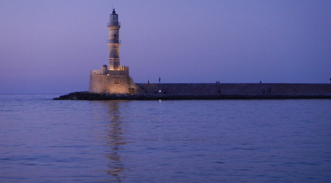 Chania – Hotel with the Toilet in the Shower
