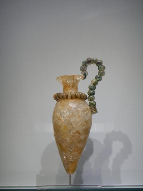 Crystal Vase - Heraklion Museum