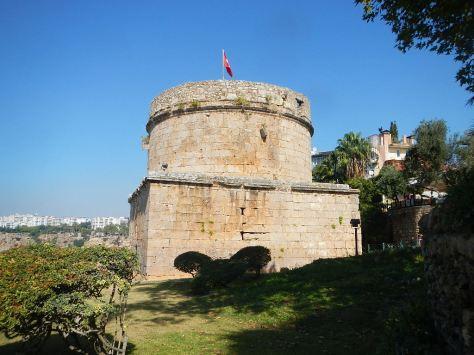 Hıdırlık Tower, 2nd-century