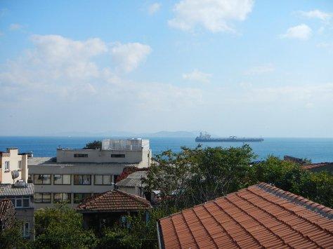 Sea view!